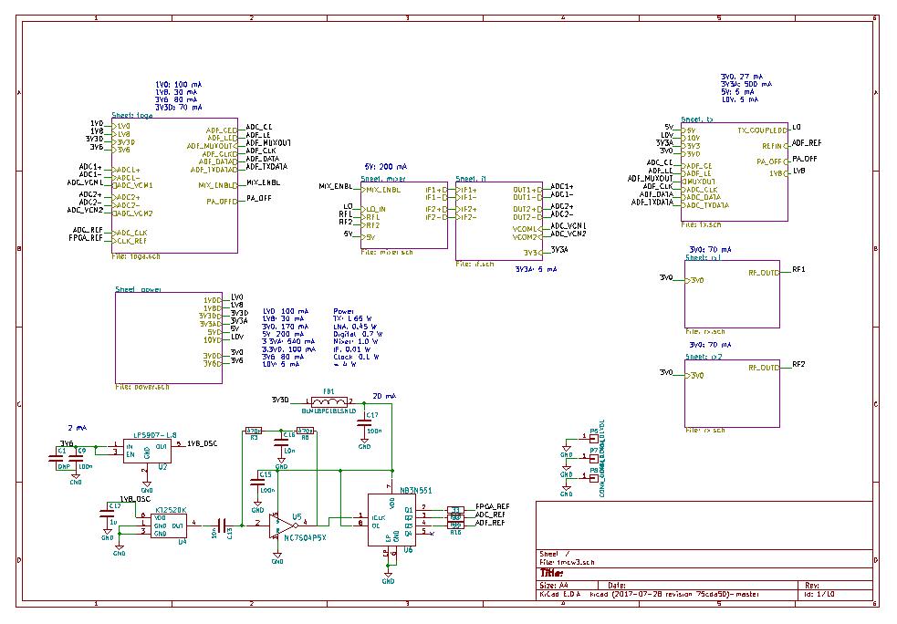 Third version of homemade 6 GHz FMCW radar - Henrik's Blog