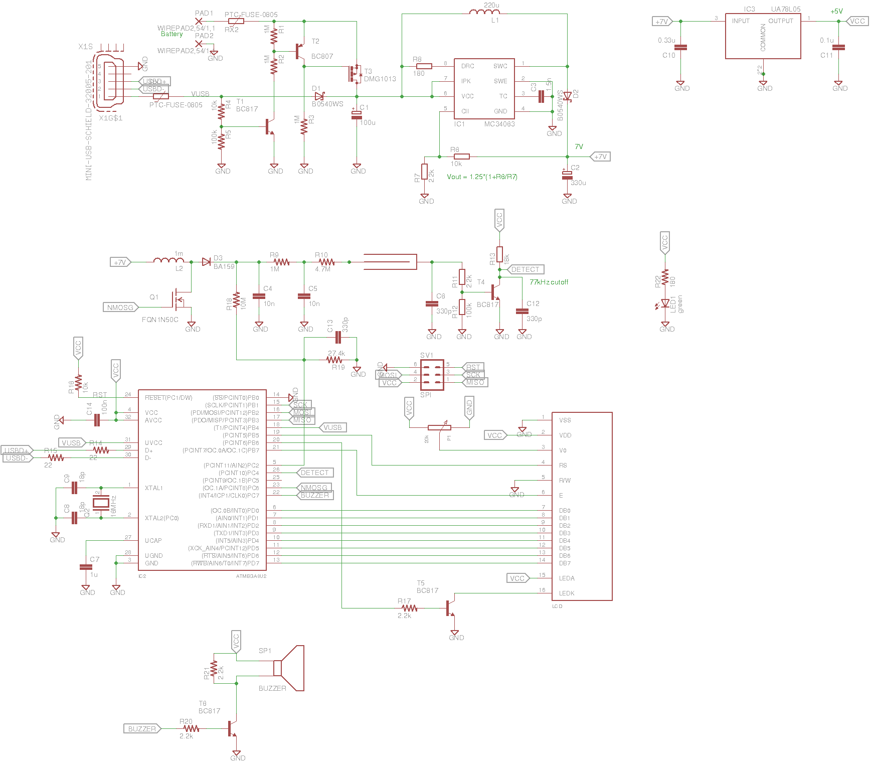 I made a Geiger counter - Henrik's Blog Geiger Counter Circuit Schematic on telephone circuit schematic, tesla coil circuit schematic, metal detector circuit schematic, geiger counter circuit board,
