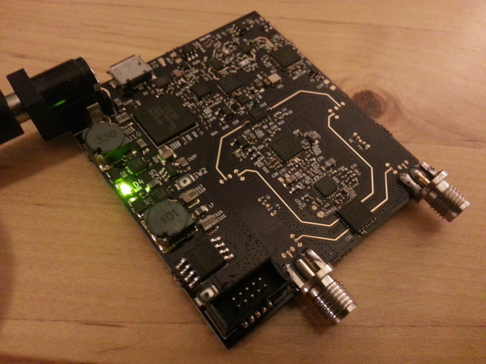 Cheap homemade 30 MHz - 6 GHz vector network analyzer - Henrik's Blog