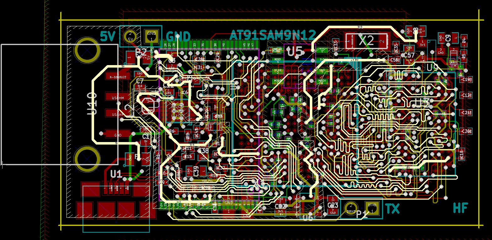 Making Embedded Linux Computer